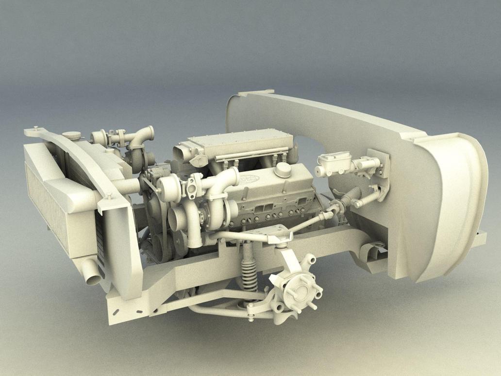 '69 Camaro WIP_07 by tomsullivan