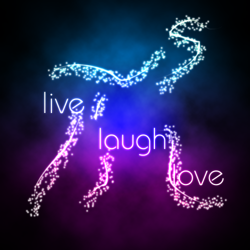 Love Wallpaper Live : Live Love Laugh by boinkii on DeviantArt
