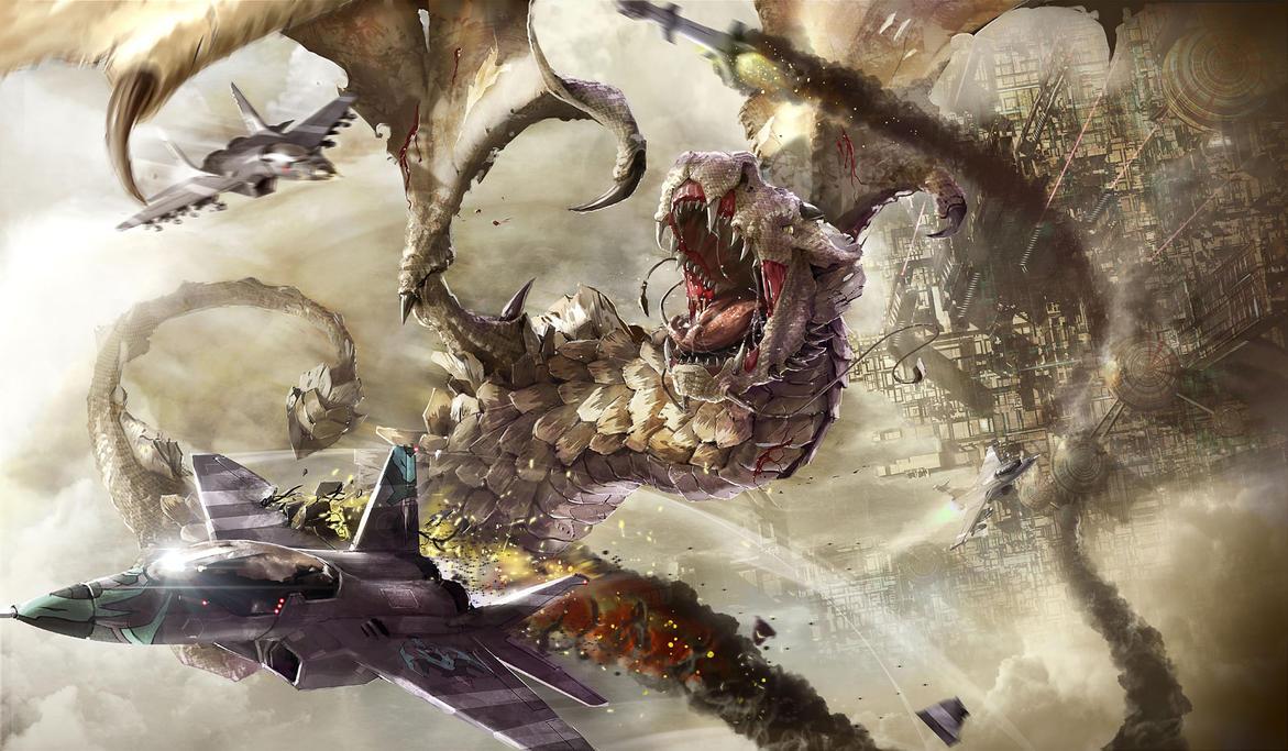 Drago Eradication by Shue13