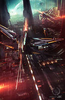 TERMINAL RACE by Shue13