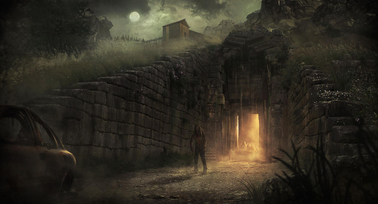 The Dead Walkers Are Coming... TUTORIAL by Shue13