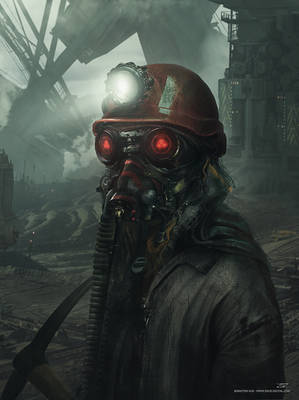 A Slave Miner From 2089