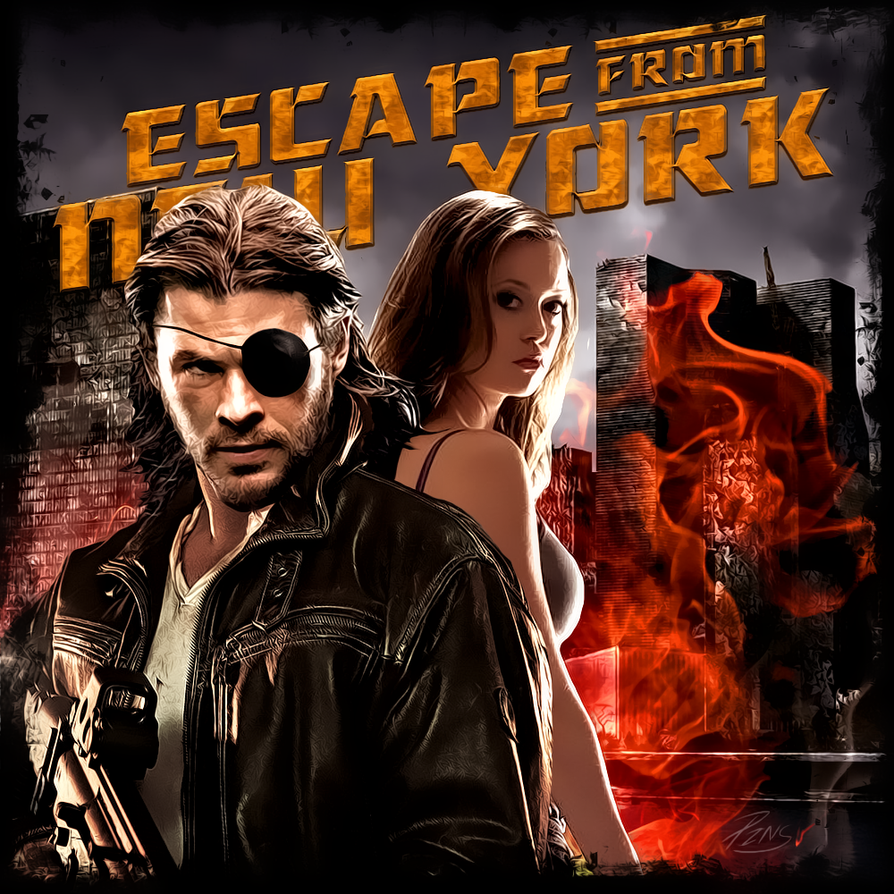 Escape from New York by PZNS on DeviantArt