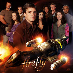 Firefly/Serenity by PZNS