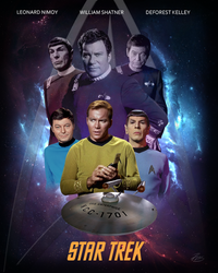 Star Trek TV and Movies by PZNS