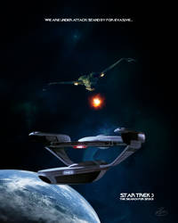 Star Trek 3 The Search for Spock Grissom by PZNS