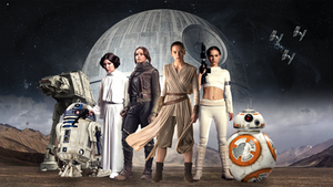 Star Wars Female Cast