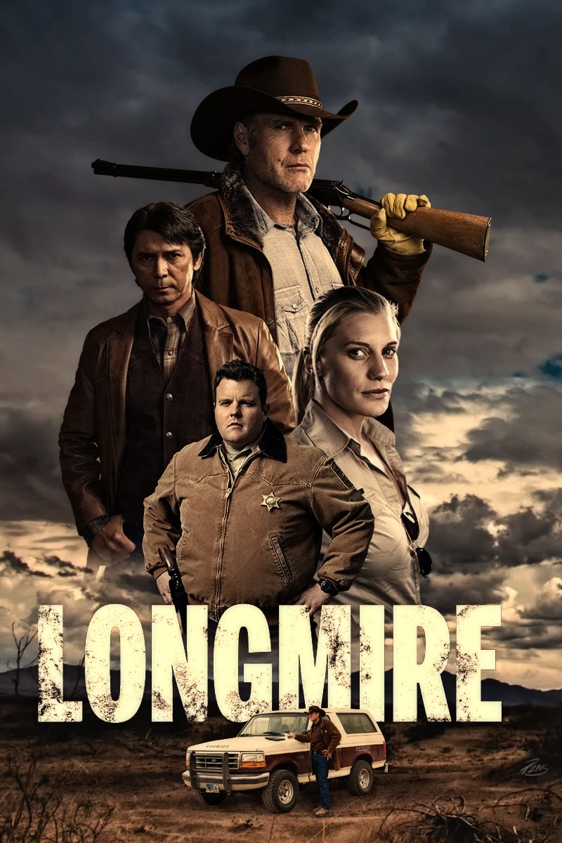 I Made This After Seeing The Last Episode Of Longmire