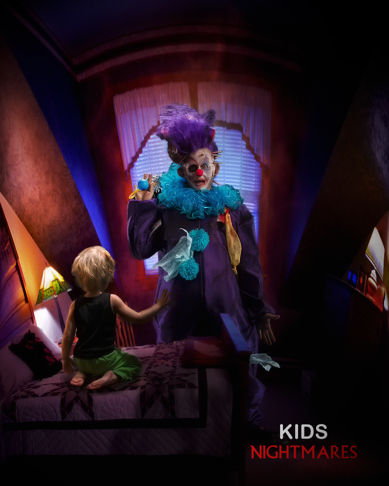 Kids Nightmares: Clowns by PZNS