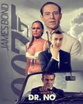 James Bond Dr No by PZNS