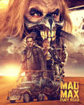 Mad Max Fury Road by PZNS