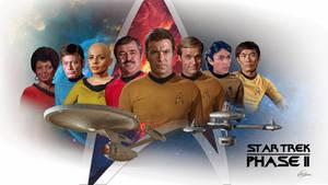 Star Trek Phase II Wallpaper