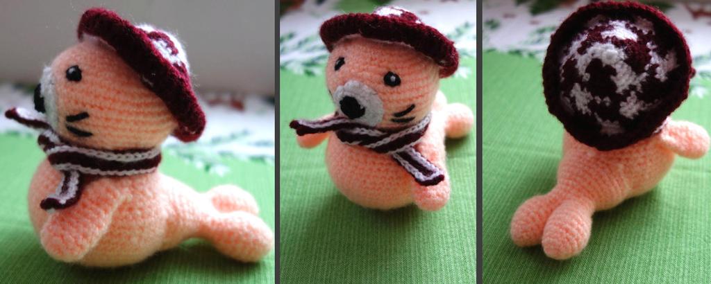 Sammy the seal by zahlenfreak