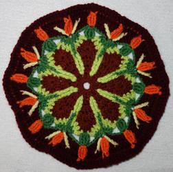 Mandala September by zahlenfreak