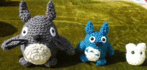 Totoro Matroschka
