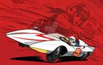 'Speed Racer' poster