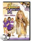 'Hannah Montana' dvd cover