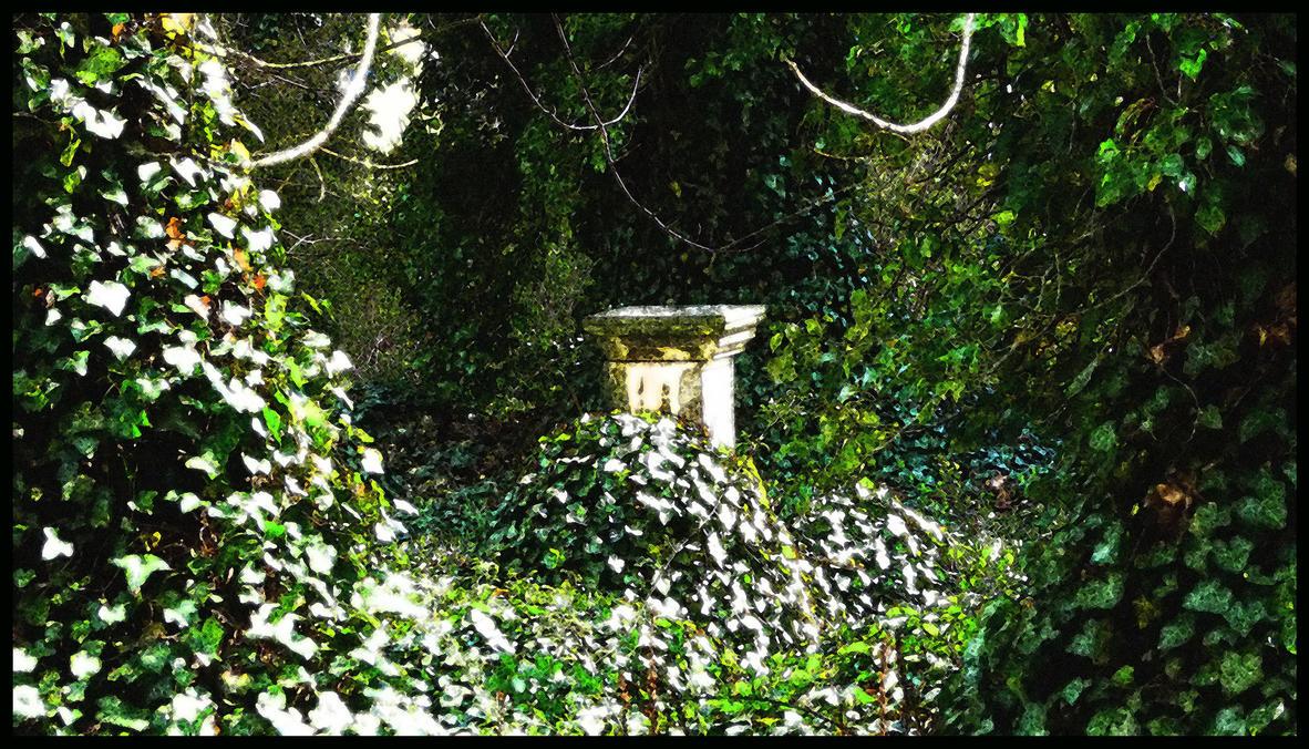 der geheime garten by nimmermehr68 on deviantart, Garten ideen