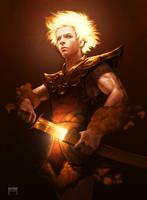 Feherlofia, Son of the White Mare