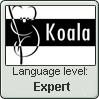 Koala Language - Expert by Tarin-san
