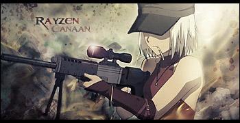 Canaan by x-Rayzen-x