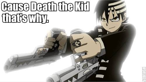 Cause Death the Kid by Mask--Chan