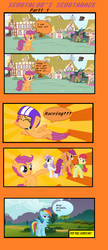 Scootaloos: ScootaRace! Part 1 by DiscoBearsFTW