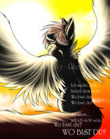 .: The flight of an angel :. by Freaky--Like--Vivi