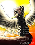 .: The flight of an angel :.