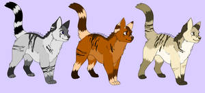 Adoptables by Freaky--Like--Vivi
