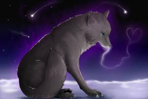 .:Purple Spirit:. by Freaky--Like--Vivi