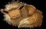 Sleepy Eevee