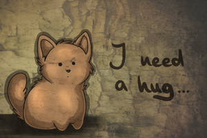 I need a hug... by Freaky--Like--Vivi