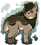 Canine adoptable auction TAKEN