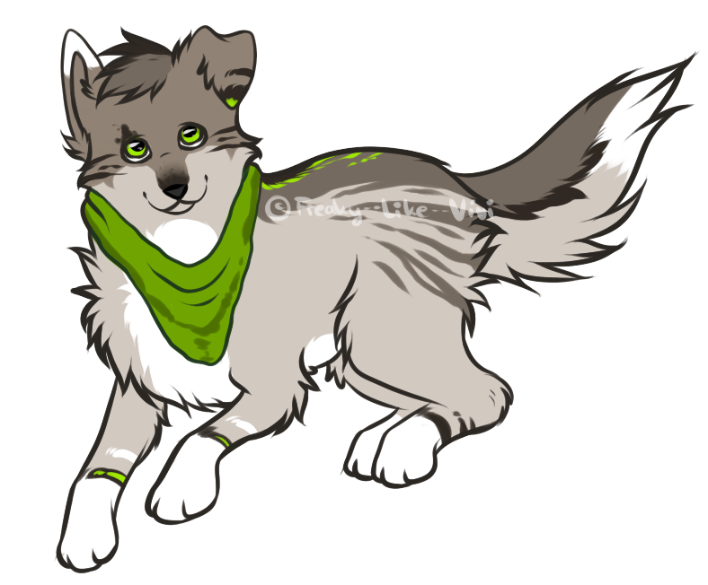 Canine Adoptable TAKEN by Freaky--Like--Vivi