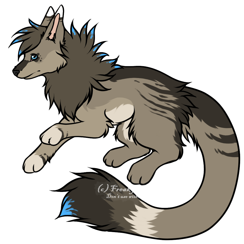 Canine Adoptable by Freaky--Like--Vivi