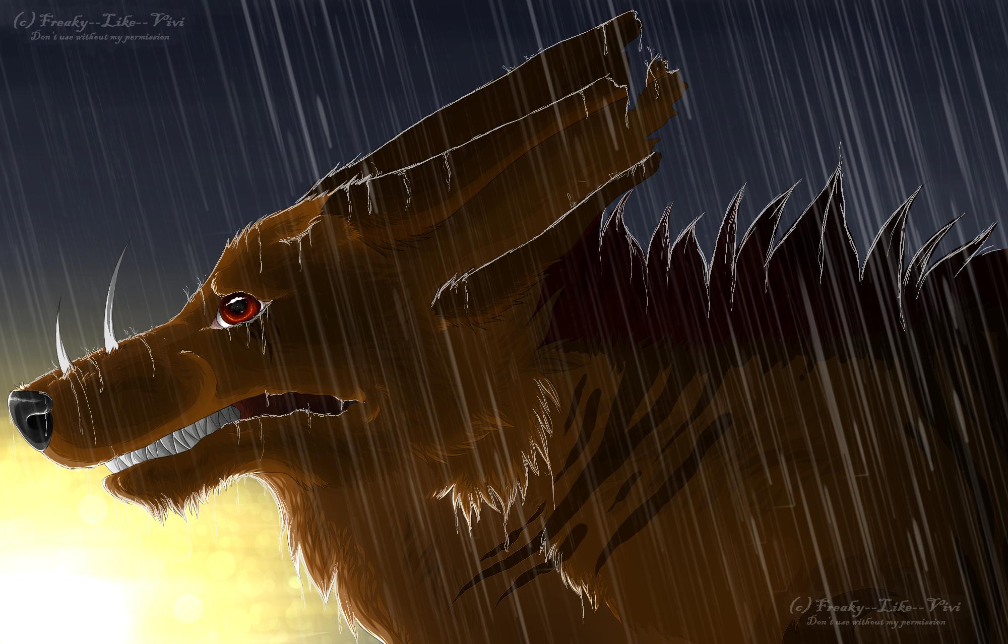 raining by Freaky--Like--Vivi