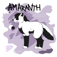 Amaranth Reference by Freaky--Like--Vivi