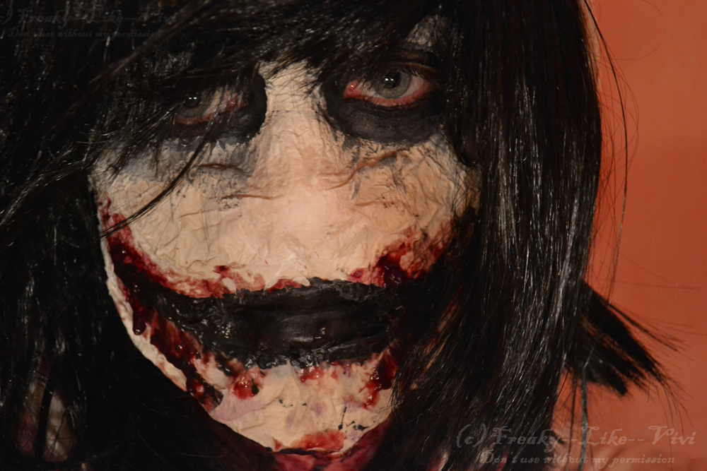Happy Halloween 2013 by Freaky--Like--Vivi