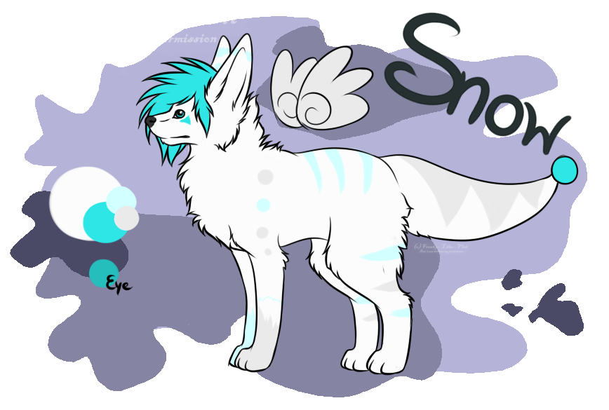 Pc: Snow Reference Sheet by Freaky--Like--Vivi