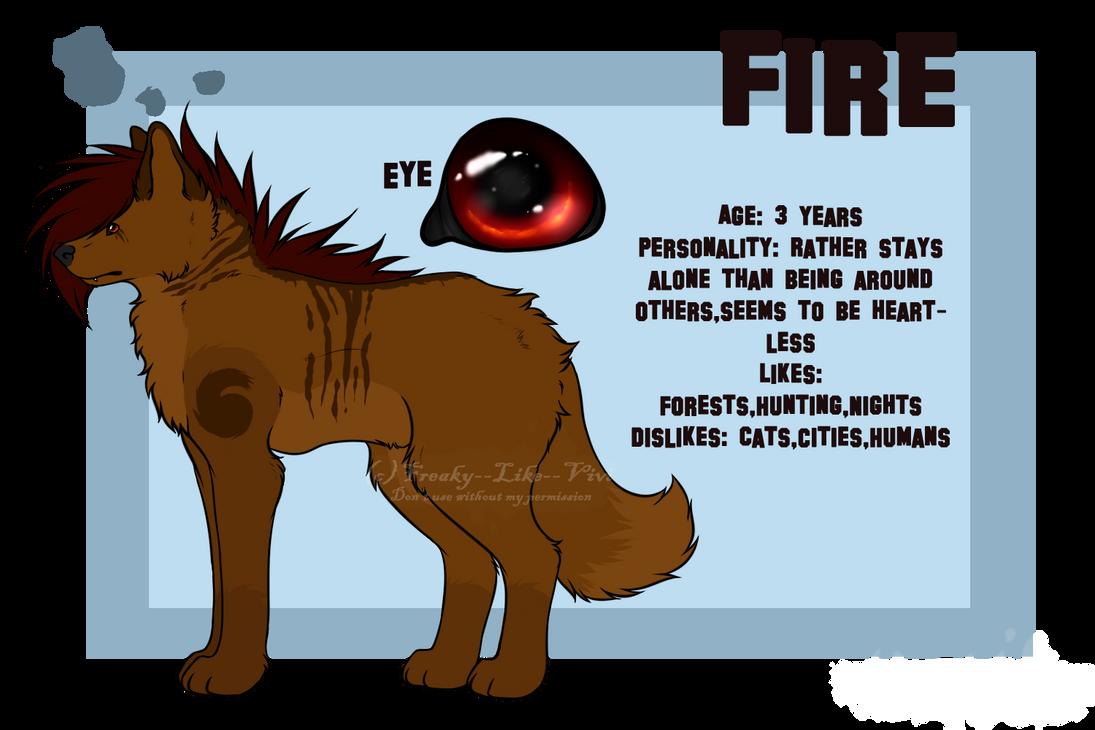 Fire Ref by Freaky--Like--Vivi