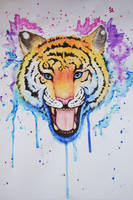 Tiger by Freaky--Like--Vivi