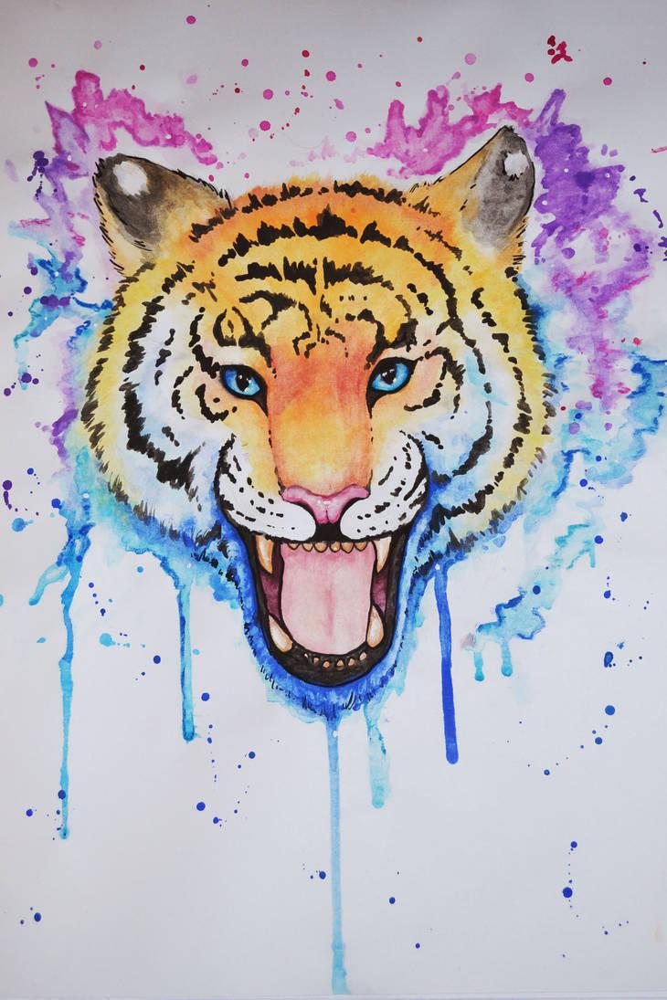 Tiger by Freaky--Like--Vivi