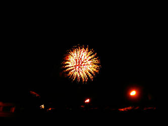 Fireworks by peacepictures