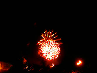 Fireworks 2 by peacepictures
