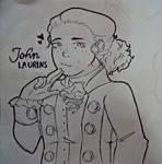 Laurens doodle