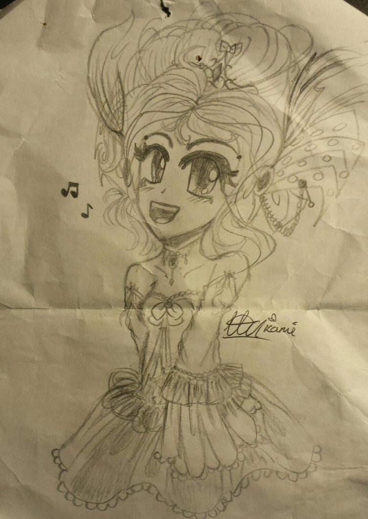 doodle 9 by Kammieator