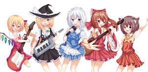 Touhou band