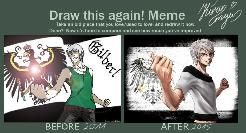 Draw again ! by anime4ewa