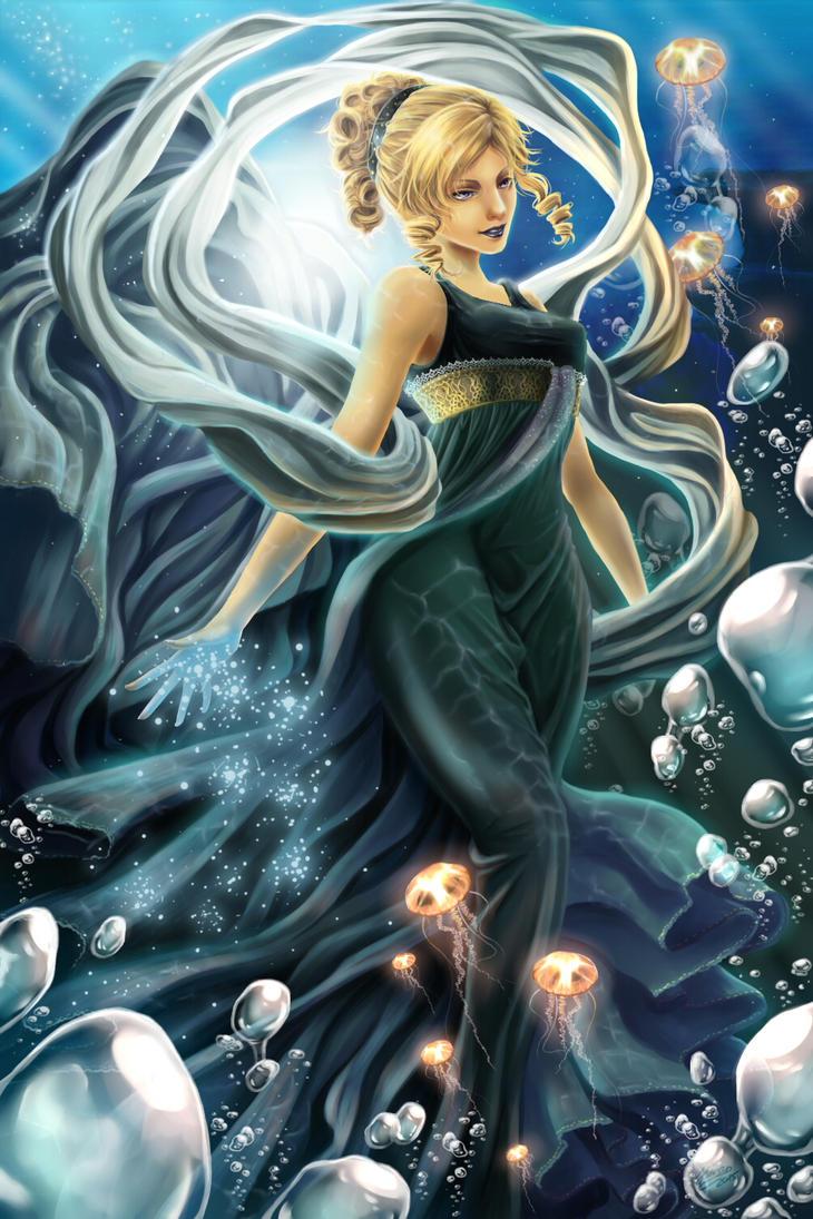 Goddess of the seven seas by anime4ewa